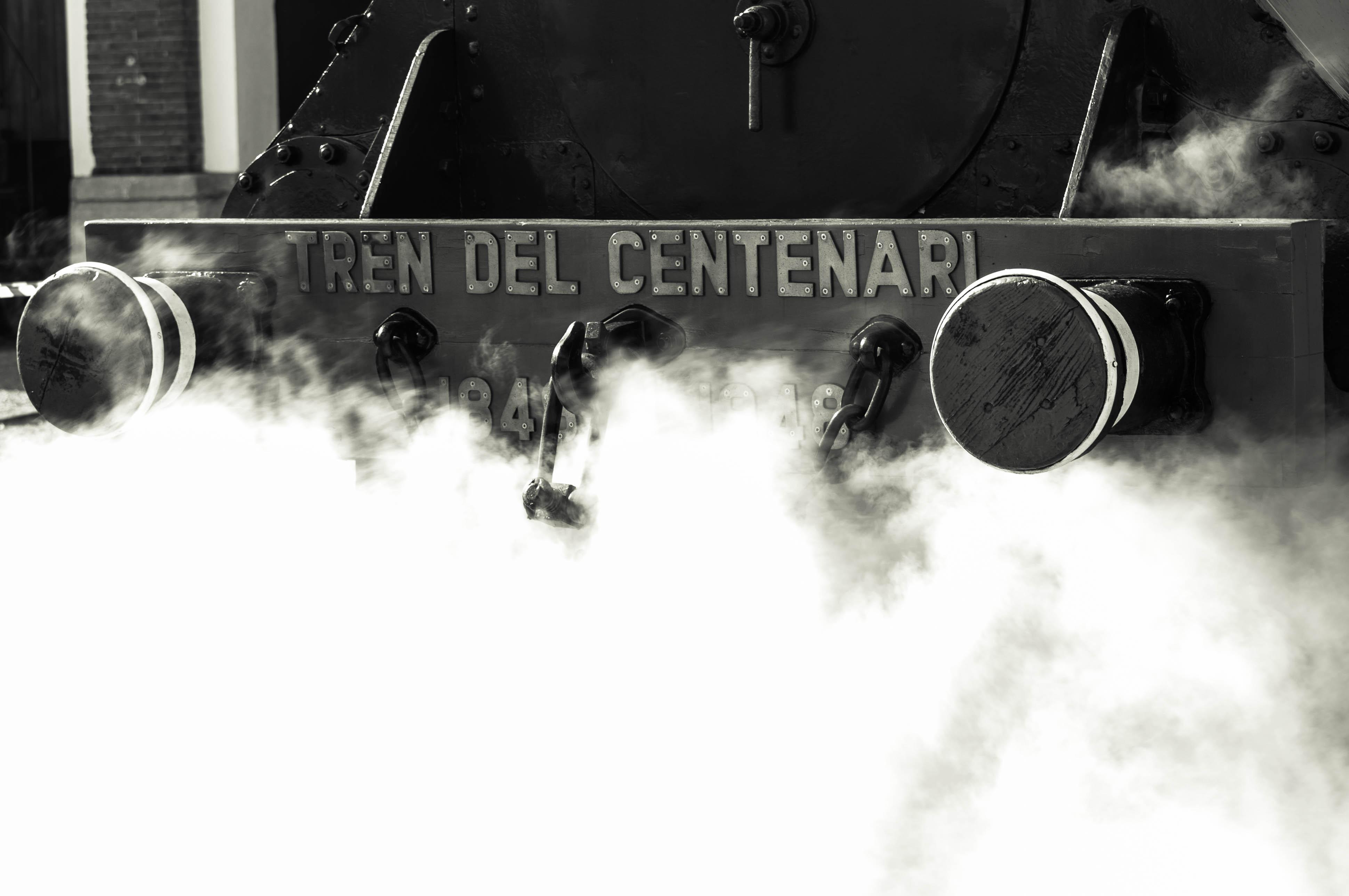 La Mataró con vapor Cursos fotografía Barcelona