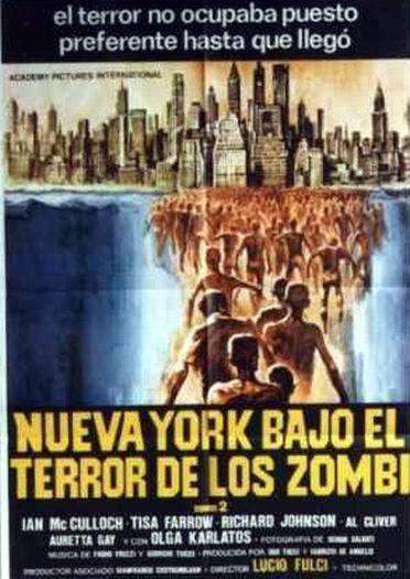 Resultado de imagen de nueva york bajo el terror de los zombies Cursos fotografía Barcelona