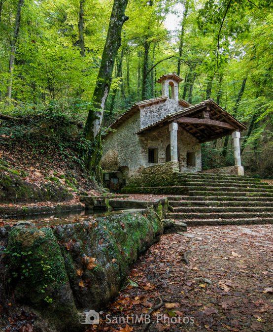 Salida fotográfica Ermita románica de Sant Martí del Corb 17 de octubre