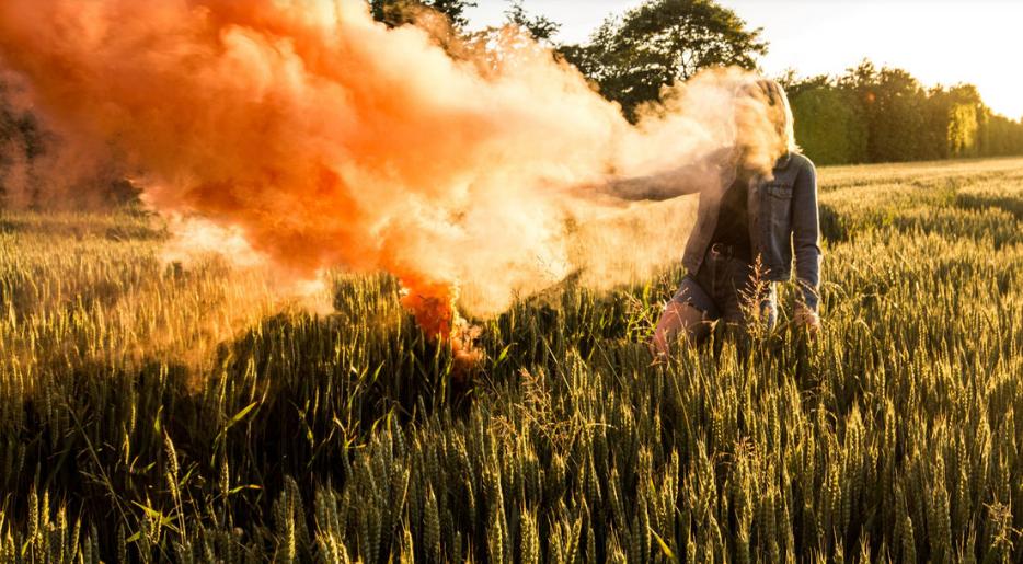 Consejos para hacer fotos con humo