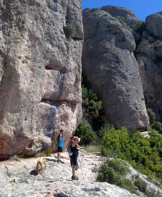 Salida fotográfica a Collbató-Montserrat