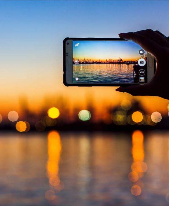 Curso de foto y vídeo con smartphone