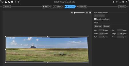 Microsoft Image Composite Editor (ICE) Cursos fotografía Barcelona