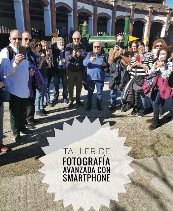 Curso de fotografía avanzada con smartphone