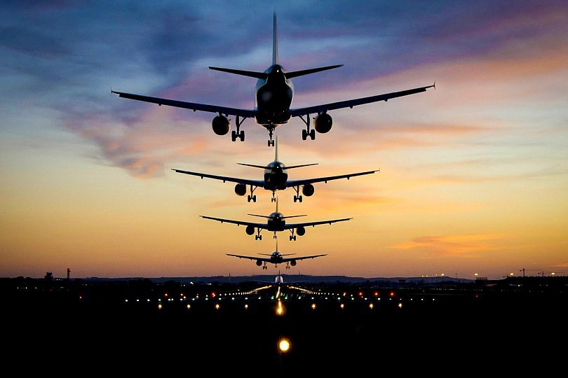 Spotting de aviones