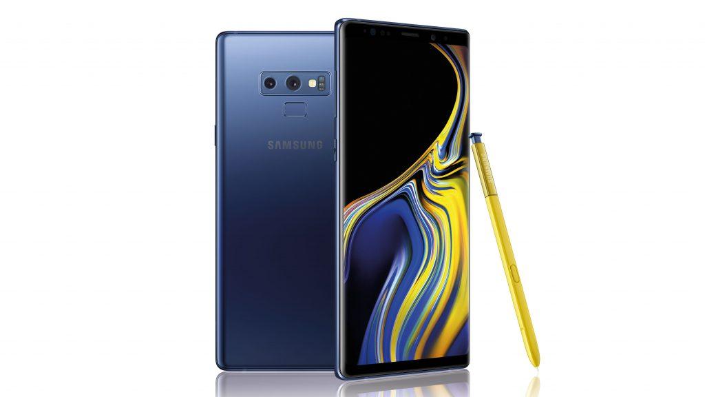 Resultado de imagen de Samsung Galaxy Note 9 Cursos fotografía Barcelona
