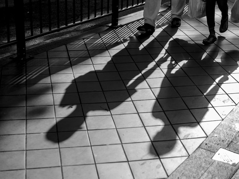 Las sombras y la dirección del movimiento Cursos fotografía Barcelona