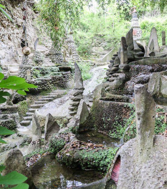 Salida fotográfica al laberinto del Parc d'en Garrell