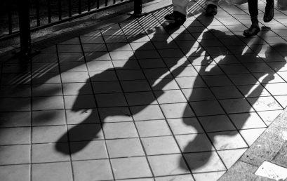 Fotografía con sombras