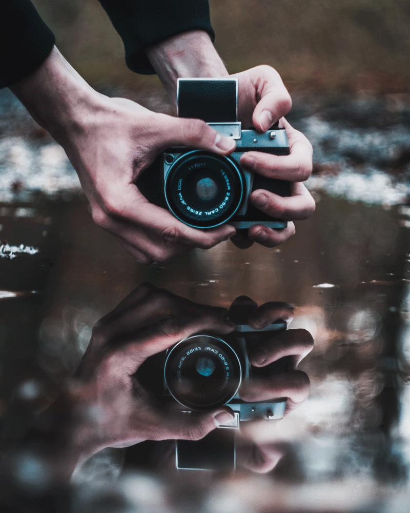 fotografías de reflejos cómo llevarlas a cabo Cursos fotografía Barcelona