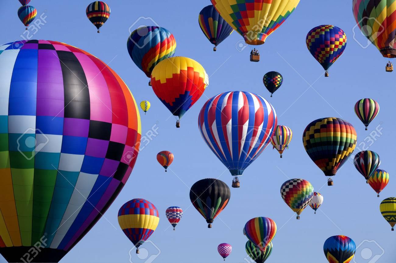 Cómo hacer fotos de globos aerostáticos | Cursos de fotografía en ...